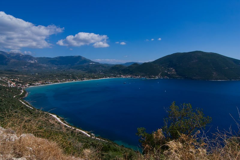 The Bay of Vassiliki