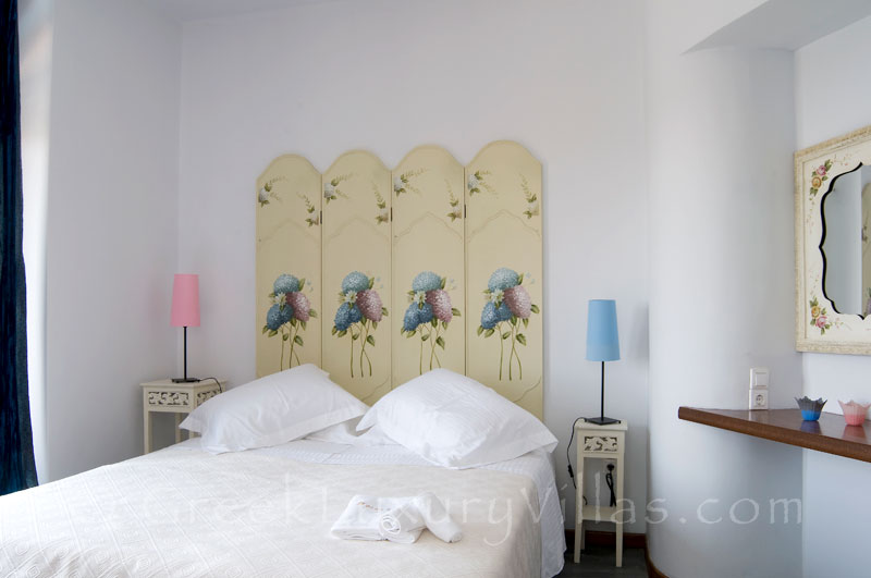 Second Bedroom of Luxury Villa in Alonissos