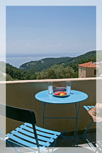 2-Bedroom Luxury Villa with Infinity Pool on Alonissos