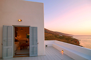 Beautiful Beachfront Villa on Amorgos