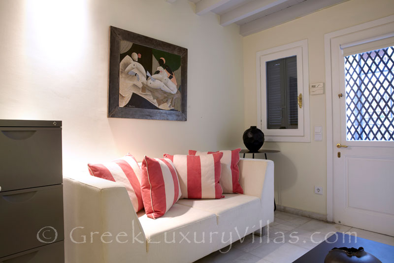 Guesthouse of Villa in Athens City Centre