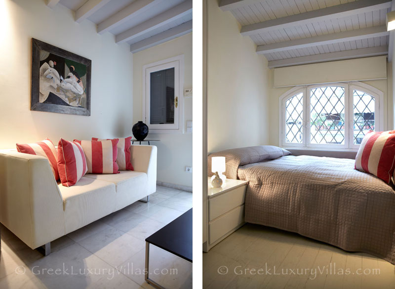 Guest House of City Centre Villa in Athens