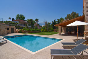 Traditional Country House with Pool near Chania, Crete