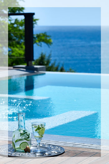 Luxury Villa with Heated Pool, Private Chef & Speedboat in Sivota