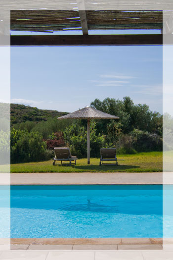 2 Modern Villas just 200 m from the beach in Kefalonia (6 Guests each)