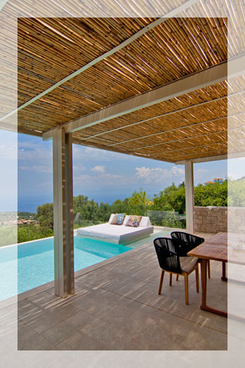 Villa Jasmine - A romantic 2-bedroom villa with private pool on Lefkas