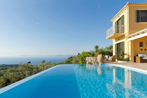Villa Lavender - A luxurious 3-bedroom villa with pool on Lefkas