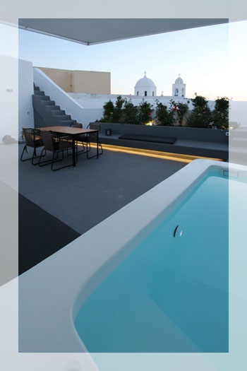 Contemporary Luxury Villa of high standard and minimal architecture