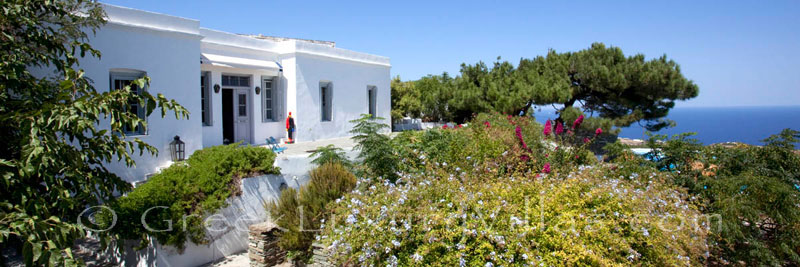 Exquisite traditional villa in Sifnos