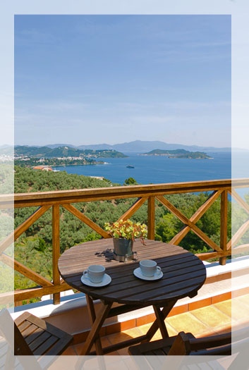 4 attached Villas with Pool by the Beach on Skiathos