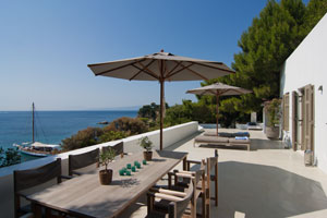 Exclusive Seafront Property in Skiathos