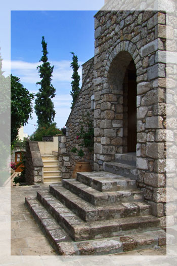 Traditional Villa in Spetses, Saronic Gulf