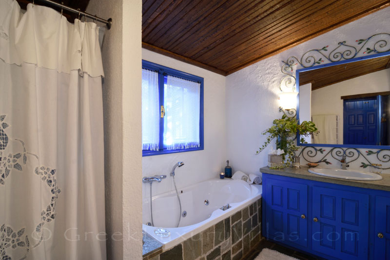seafront villa with private chef butler main house master suite bathroom
