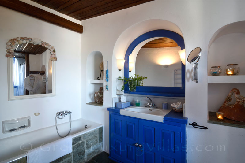 seafront villa with private chef butler main house bathroom