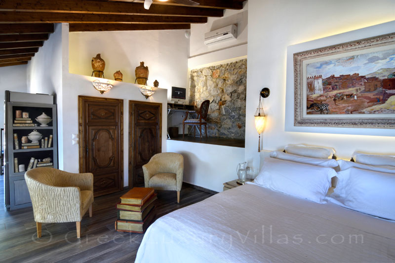 exclusive beachfront villa with private chef butler garden house bedroom