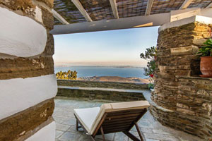 Villa Blueberry - 1 of 3 villas in Arnados on Tinos