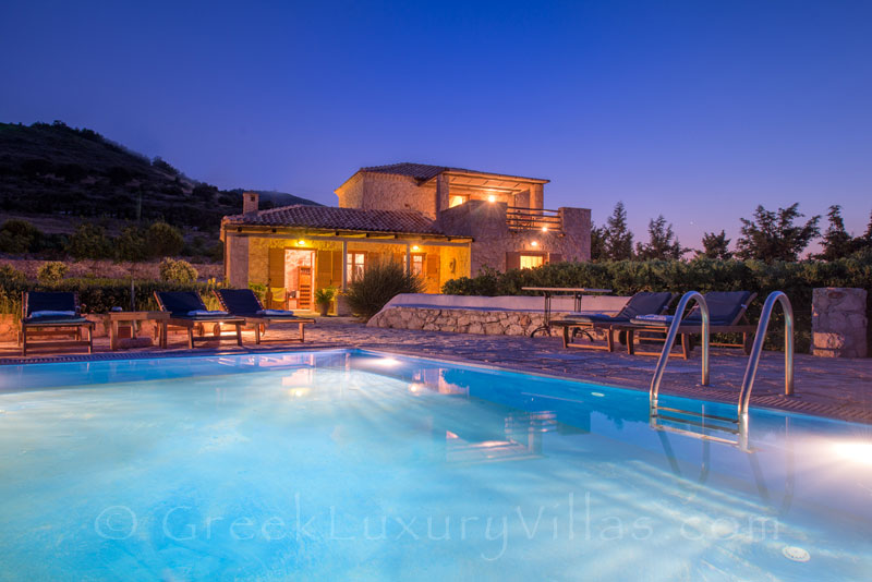 Villa in Zakynthos with pool