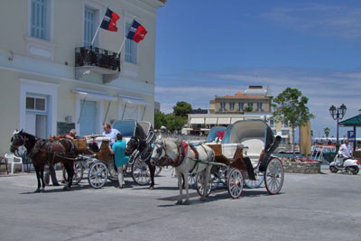 Spetses Travel Guide